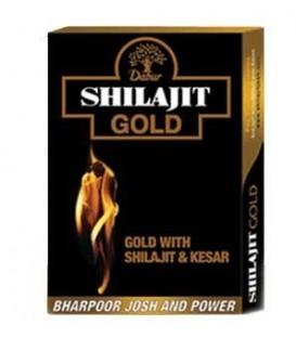 Dabur Shilajit Gold 10 kaps - Naturalny afrodyzjak i nie tylko!