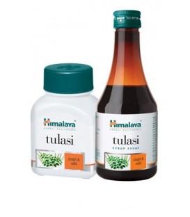 Tulasi Syrop Himalaya 200ml ( Tulsi, Holy Basil) - HIT na odporność!